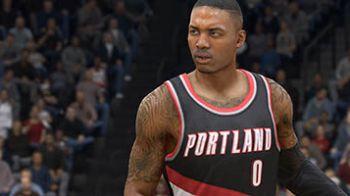 NBA LIVE 15: nuovo trailer del gioco