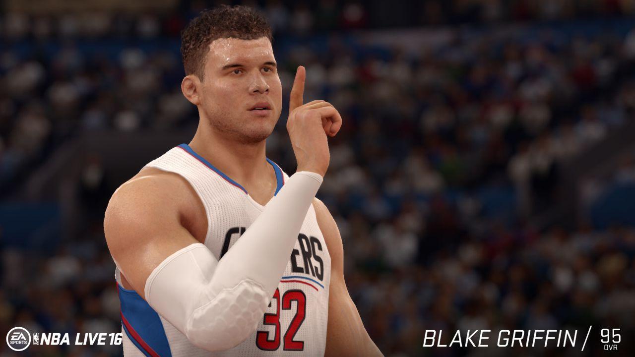 NBA Live 16: alcuni screenshot mostrano le statistiche dei giocatori migliori