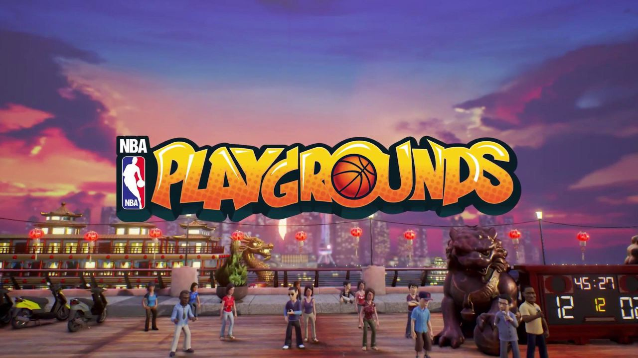 NBA Playgrounds: pubblicato il nuovo DLC Hot N'Frosty