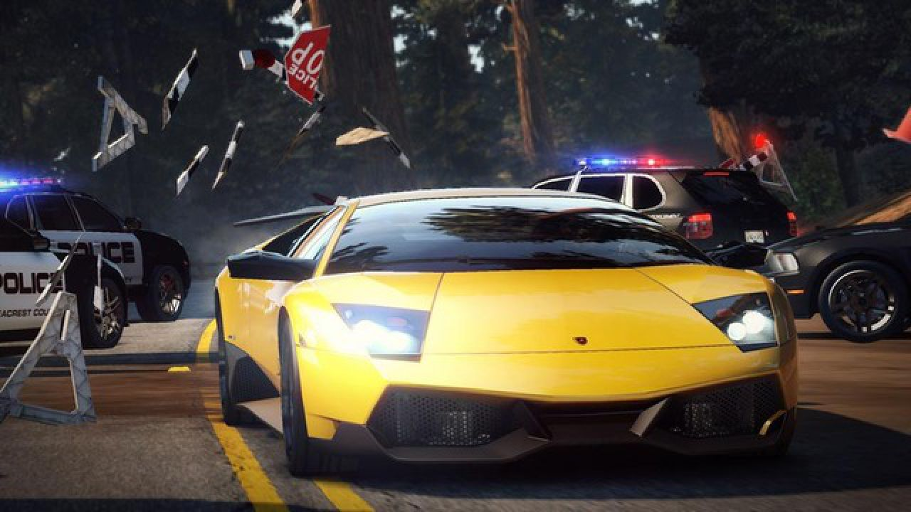 Need for Speed: Hot Pursuit, data per il DLC 'Super Sports Pack'