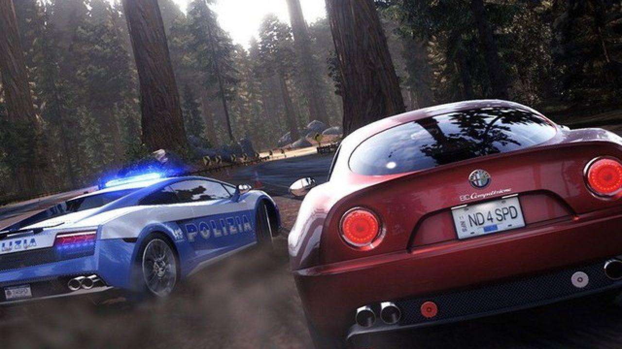 Need for Speed: Hot Pursuit, un milione di click sul trailer per un nuovo DLC