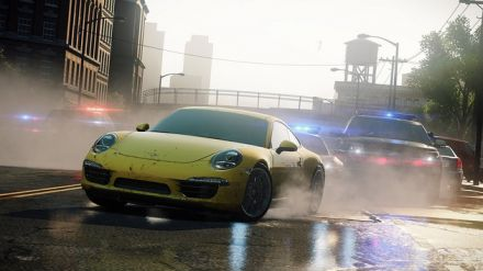Need for Speed Most Wanted: confermata la data di uscita su Wii U
