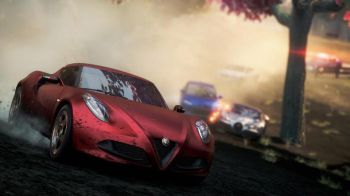 Need for Speed: Most Wanted disponibile su Wii U