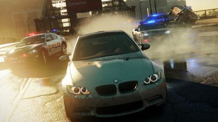 Need for Speed Most Wanted: tre nuovi DLC svelati dai trofei