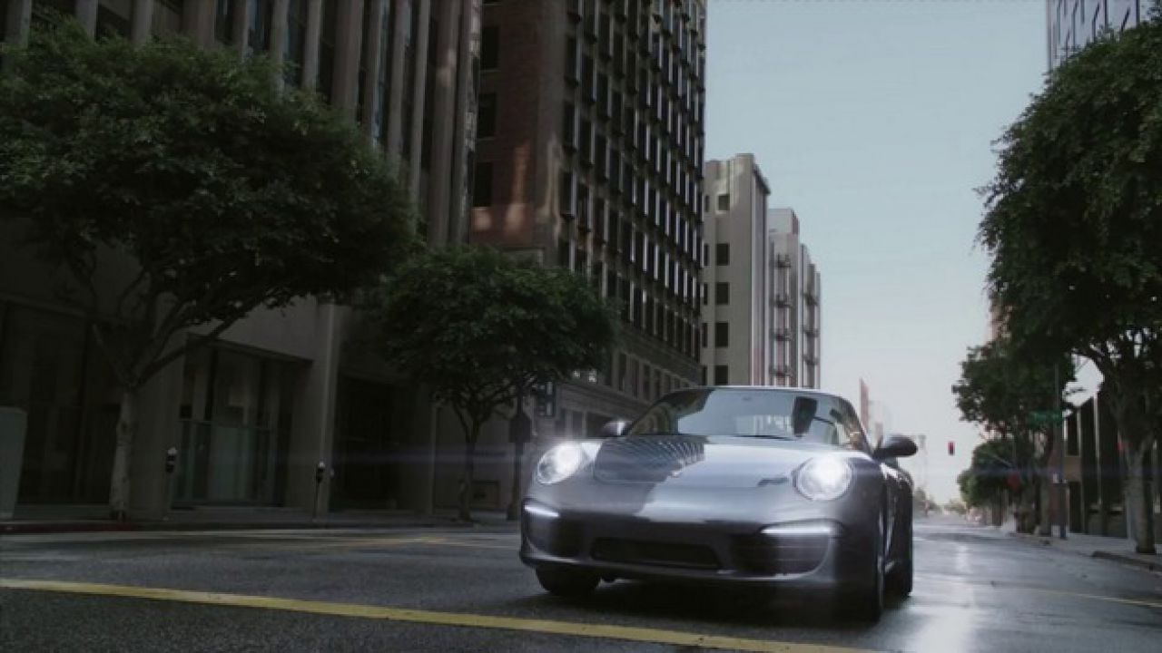 Need for Speed Most Wanted: video gameplay della versione Wii U