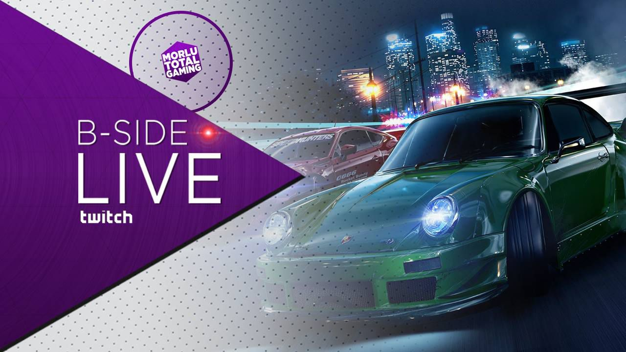 Need for Speed per PC giocato da Morlu e Todd - Replica Live 10/03/2016