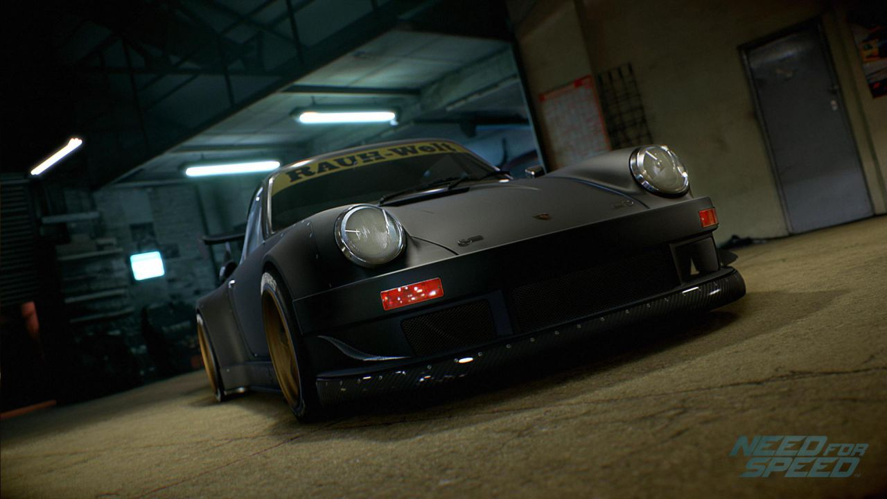 Need for Speed presenta le Porsche in 4K