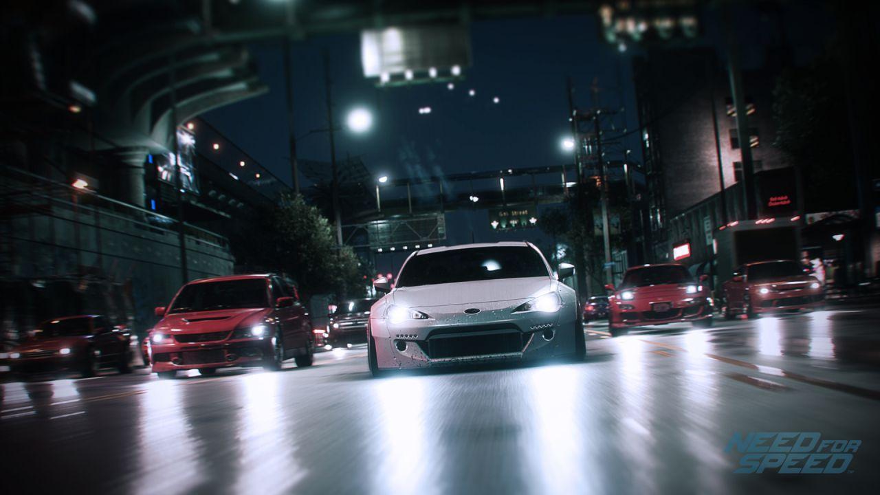 Need for Speed: Un questionario suggerisce cambiamenti in arrivo per il multiplayer
