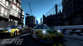 Need for Speed Shift disponibile per Galaxy Tab