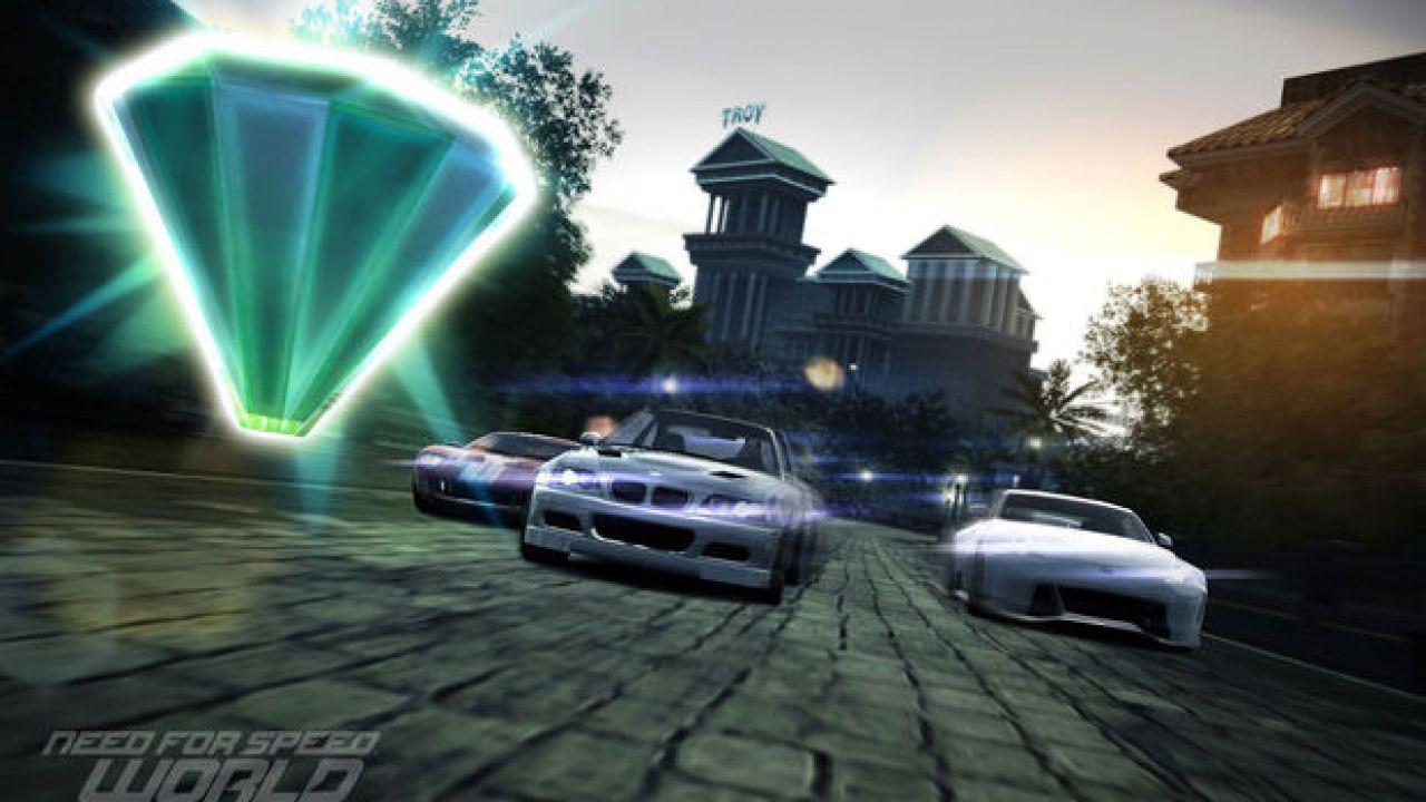 Need for Speed World: arriva il ciclo giorno/notte