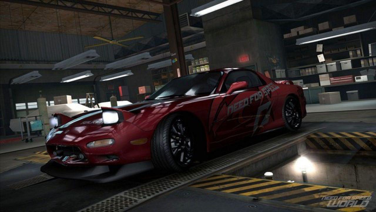 Need for Speed World: nuova modalità Treasure Hunt