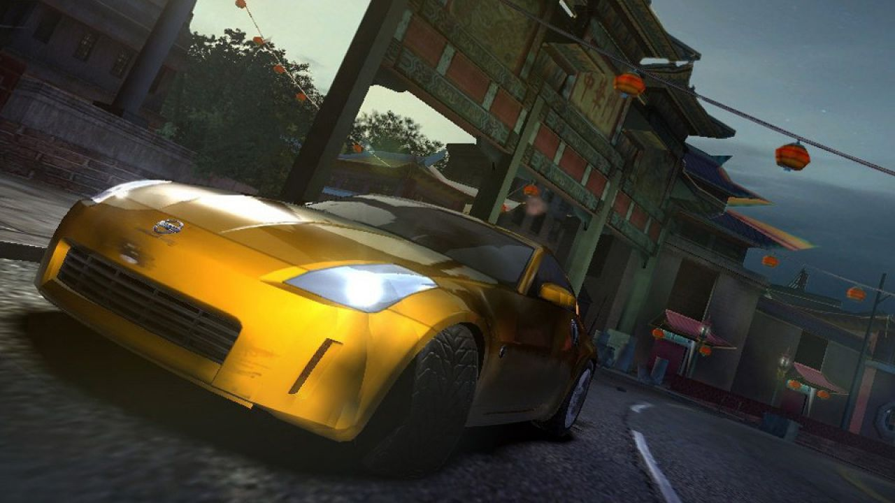Need for Speed World: trailer gamescom