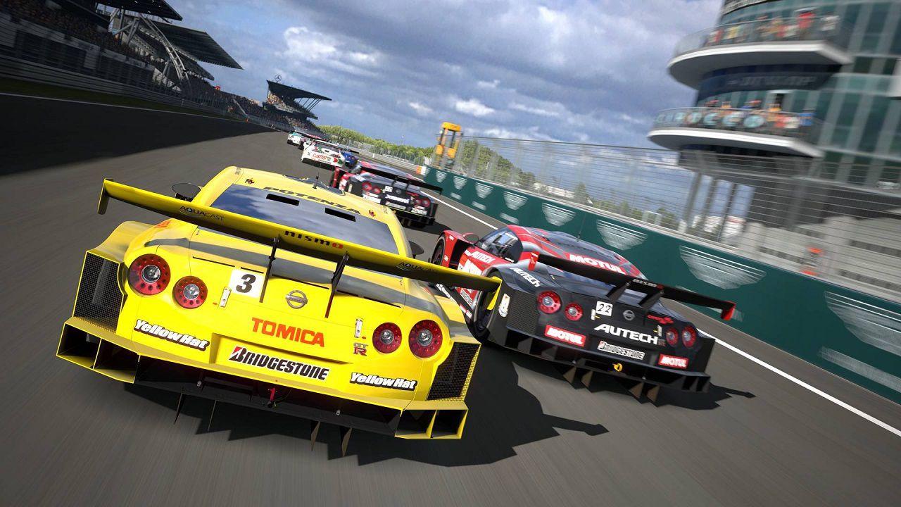 Negozio online apre i preordini di Gran Turismo Sports per PlayStation 4
