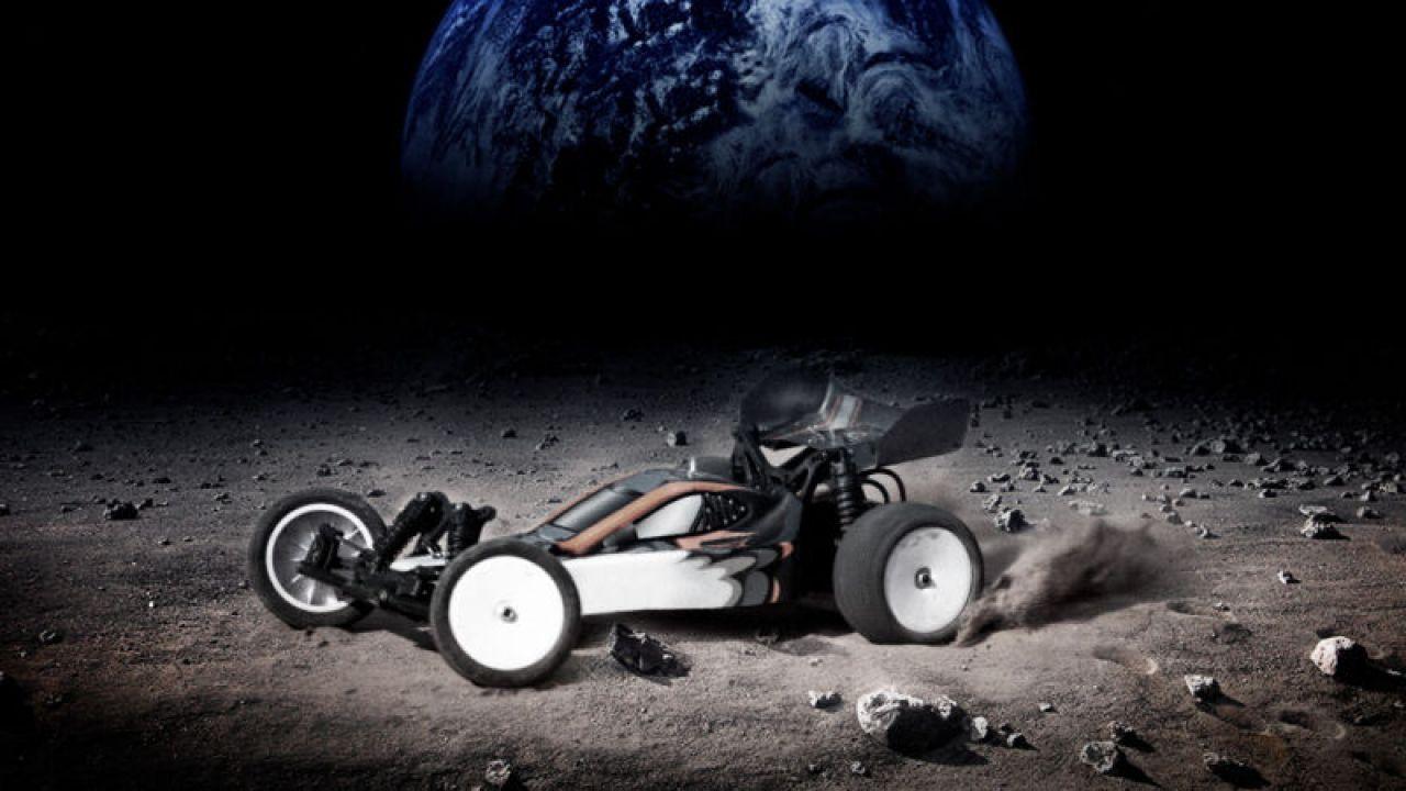 Nel 2021 le corse automobilistiche arriveranno sulla Luna