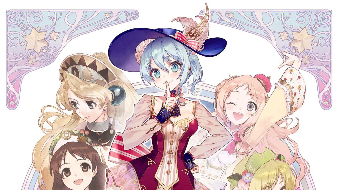 Nelke & the Legendary Alchemists Ateliers of the New World arriva in Occidente in autunno