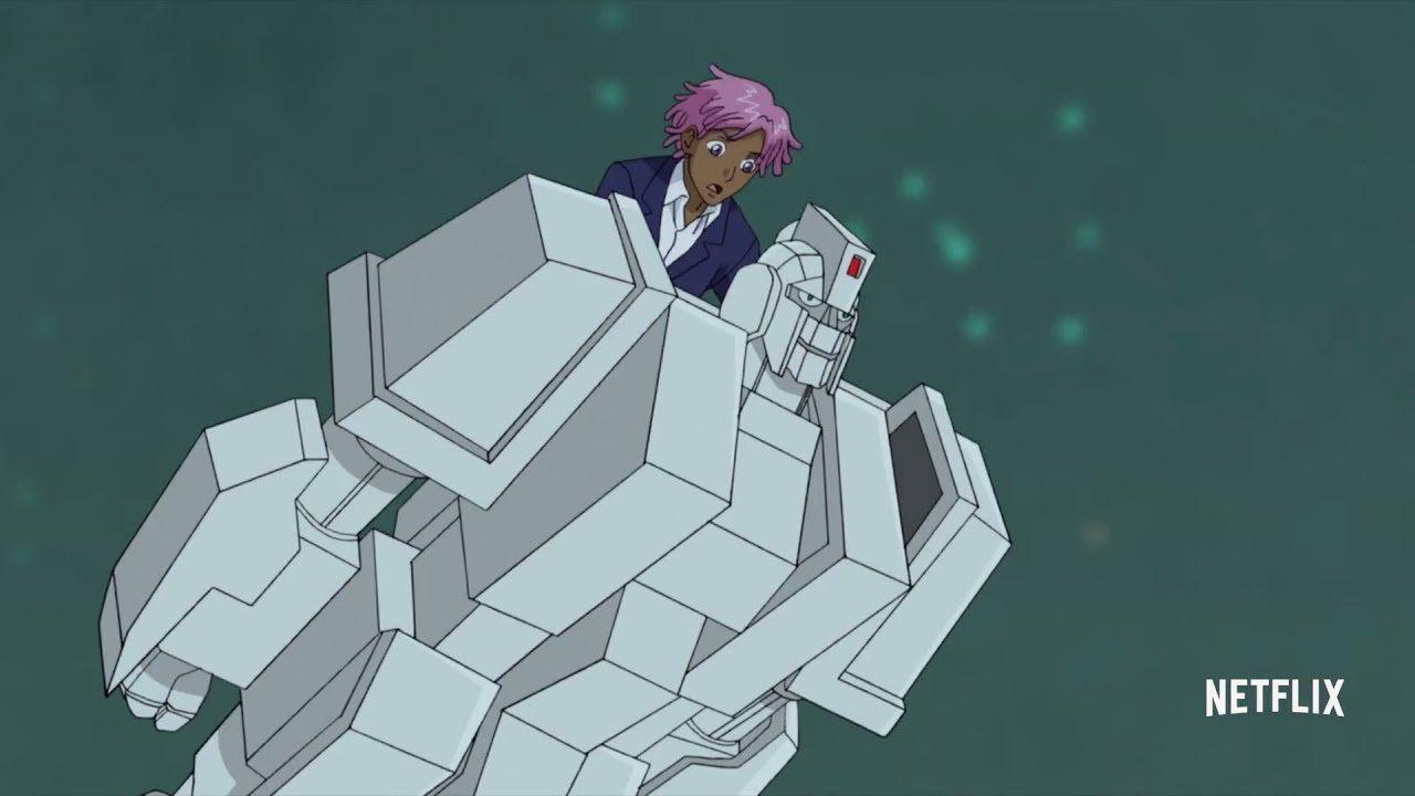 Neo Yokio: sbarca su Netflix l'anime americano con Jude Law!