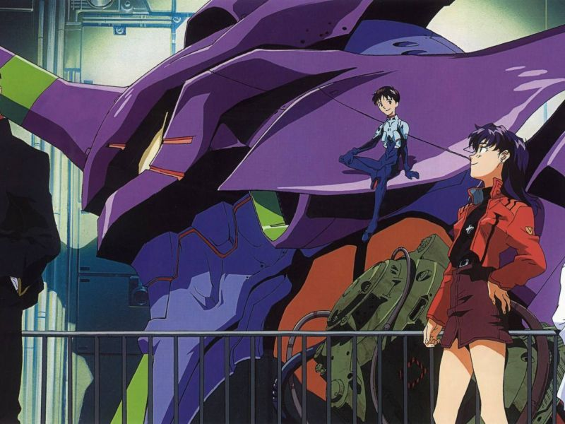 Neon Genesis Evangelion: in arrivo una serie di colliri ispirati all'anime