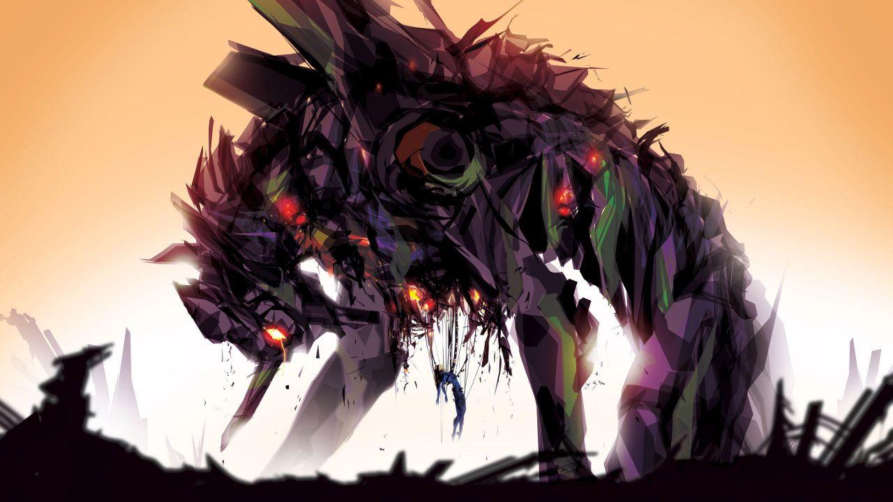 Neon Genesis Evangelion: contro la pandemia nella nuova campagna pubblicitaria