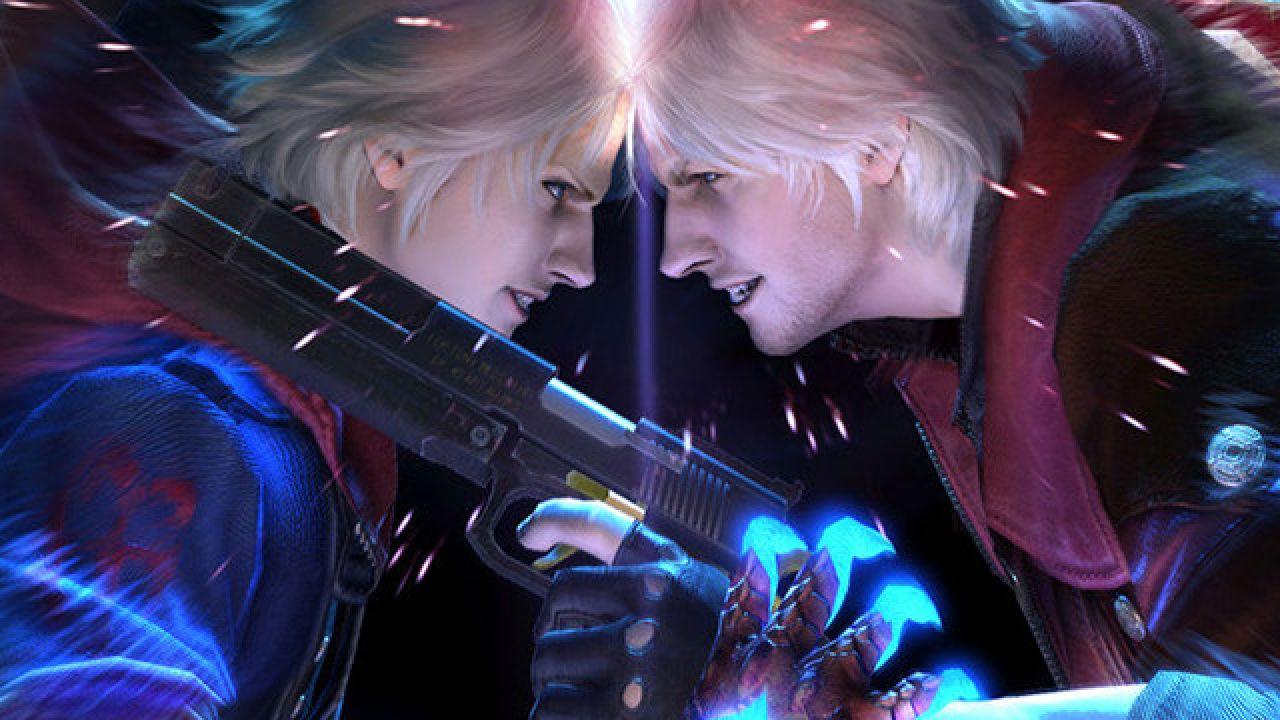 Nero in azione nel nuovo di Devil May Cry 4 Special Edition