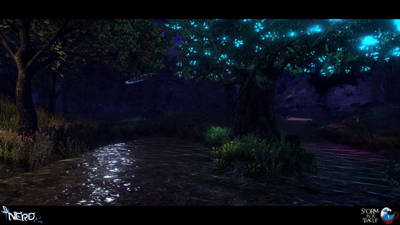 NERO: presentazione su Twitch dalla Games Week 2014