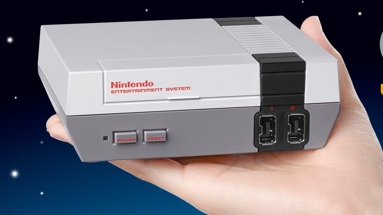 NES Mini: Amazon Italia potrebbe non riuscire a evadere in tempo i preordini