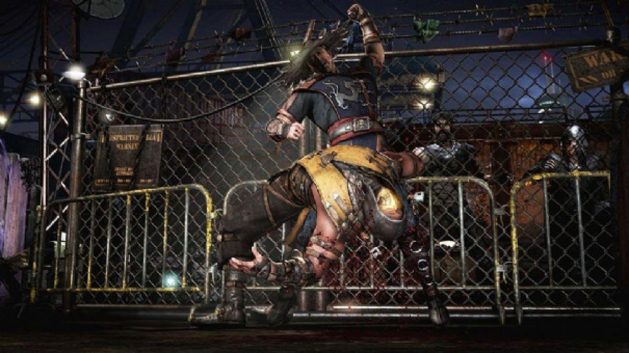 Netcode Migliorato e nuove skin con la patch di Mortal Kombat X