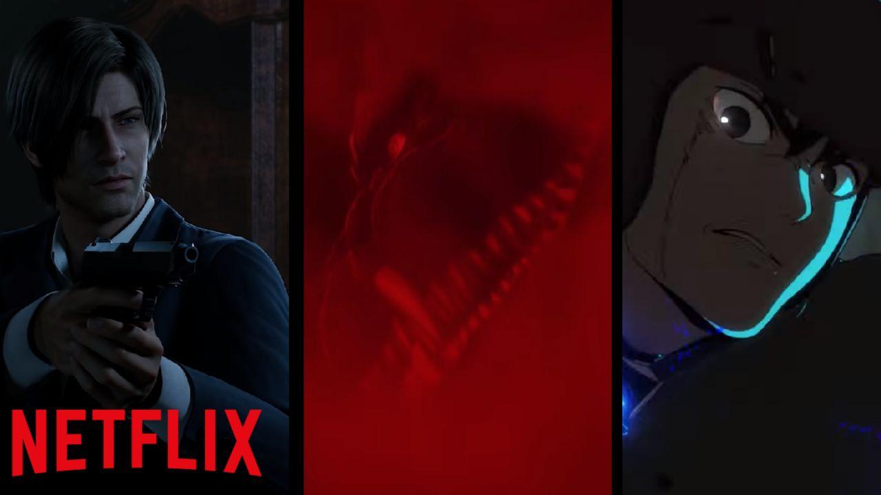 Netflix: 5 anime top in arrivo nel 2021, ecco quali tenere d'occhio