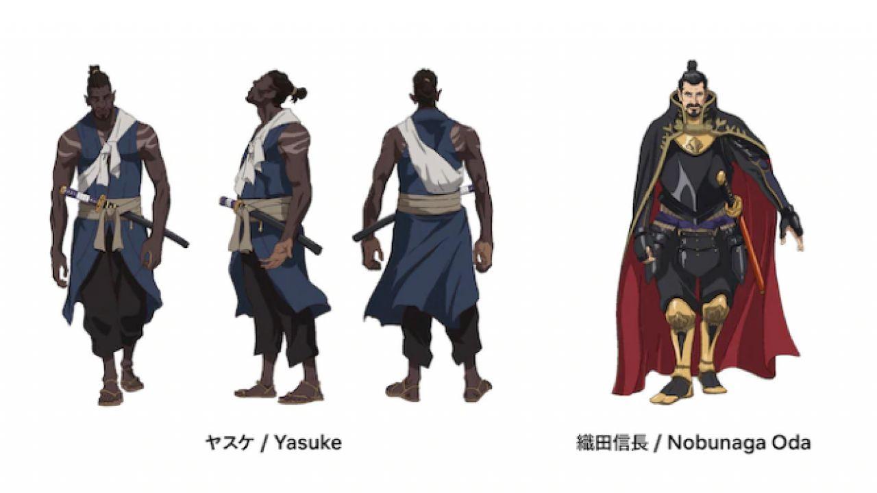 Netflix annuncia Yasuke: in arrivo nel 2021 dallo studio de L'Attacco dei Giganti 4