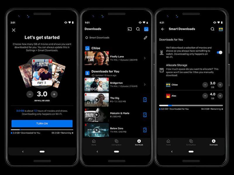 Netflix, l'app per iOS ed Android si arricchisce con una funzione molto utile