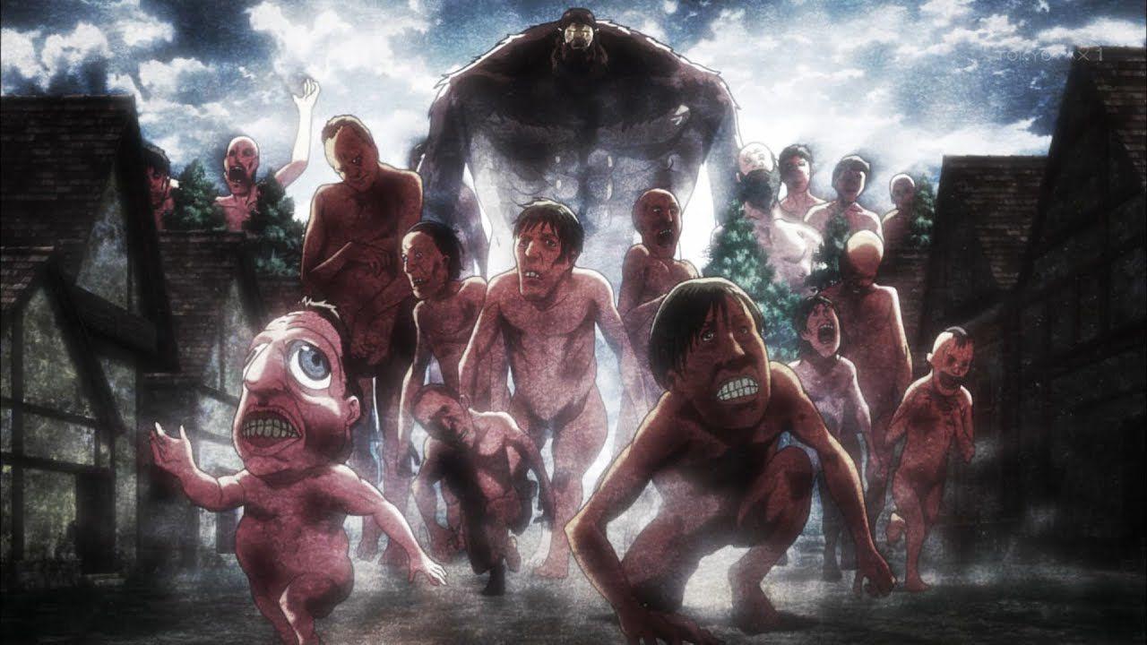 Netflix: L'Attacco dei Giganti Stagione 2 e Tokyo Ghoul tra i nuovi anime in catalogo!