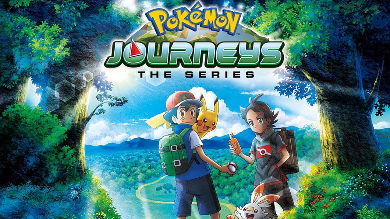 Netflix conferma Pokémon Esplorazioni, svelato il ritmo della pubblicazione degli episodi