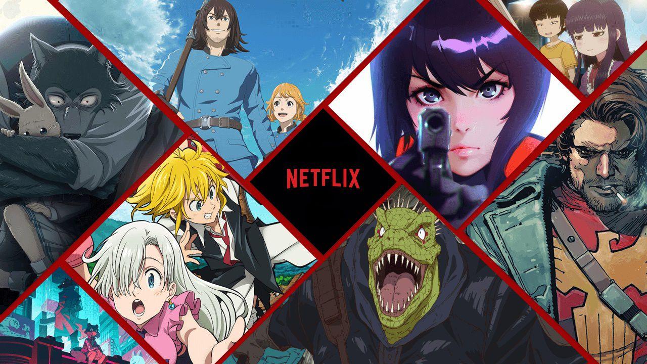 Netflix US, il numero di anime guardati è raddoppiato rispetto al 2019: le serie più viste