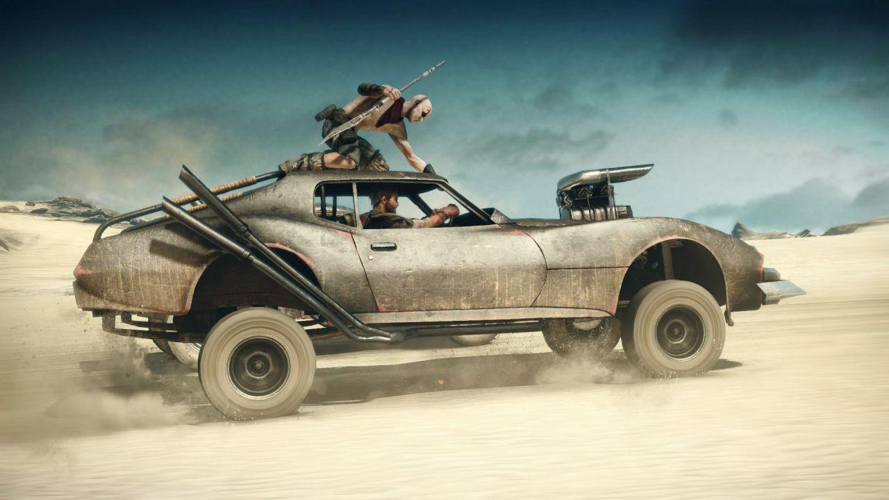 NetherRealm Studios si congratula per il lancio di Mad Max