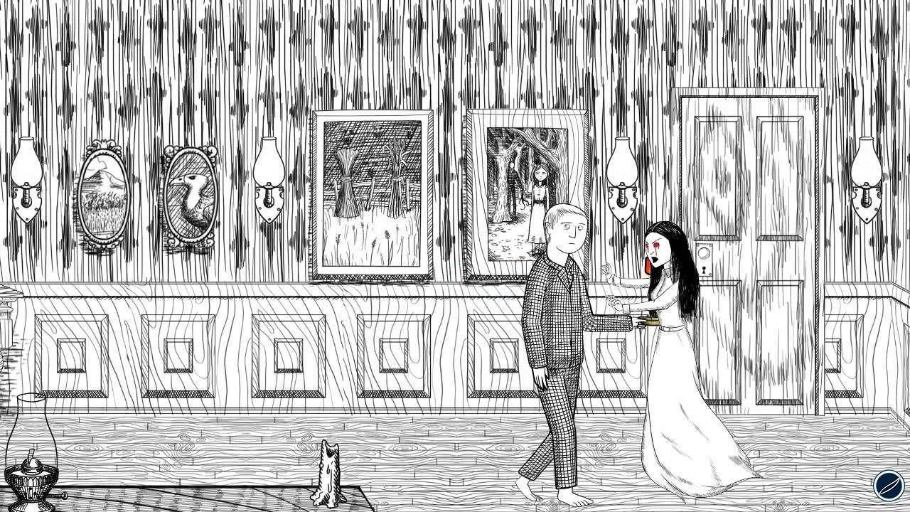 Neverending Nightmares, come rappresentare un mondo 3D in 2D