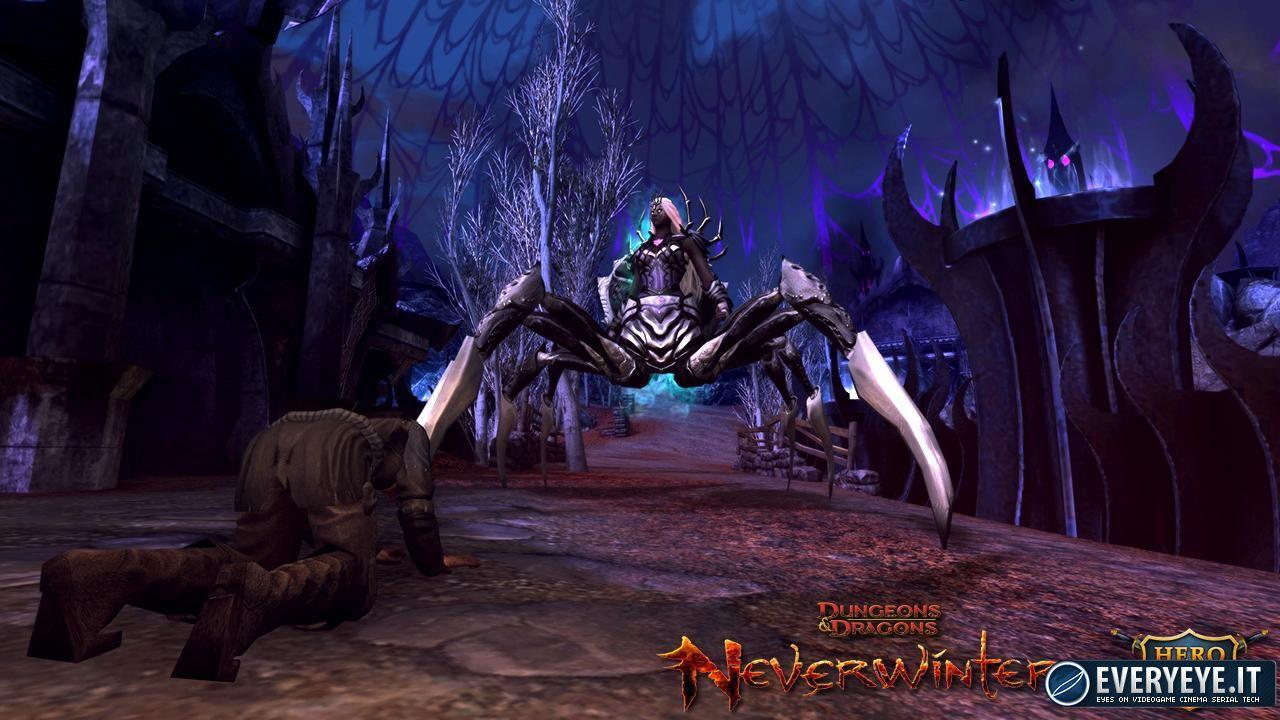 Neverwinter: svelata una nuova classe, il Devoted Cleric