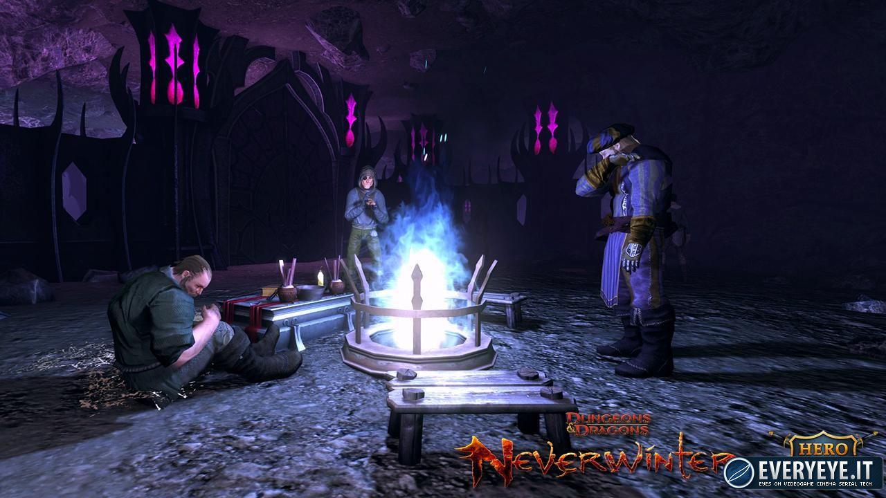 Neverwinter: video e immagini del Guardian Fighter