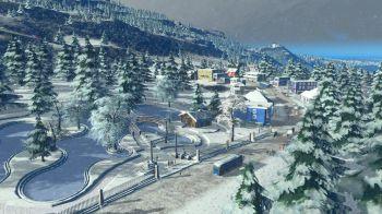 Nevica sulle città di Cities Skylines con l'espansione Snowfall