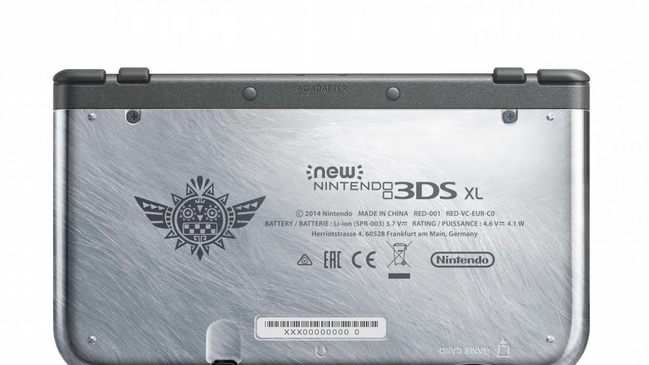 New 3DS Ambassador Edition: video unboxing