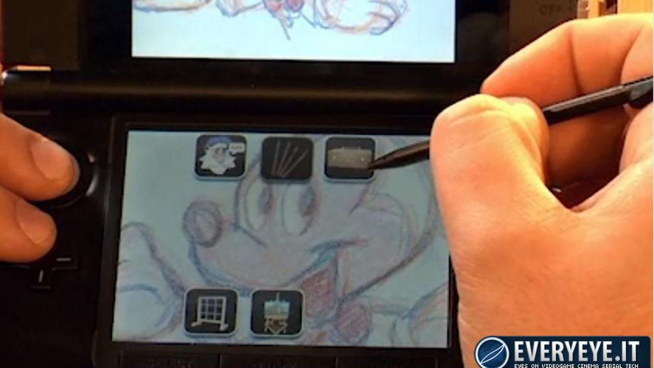 New Art Academy: impara a dipingere e disegnare con il tuo studio d'arte personale su Nintendo 3DS