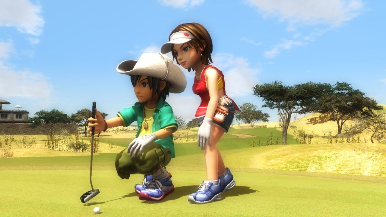 New Everybody's Golf annunciato per PlayStation 4