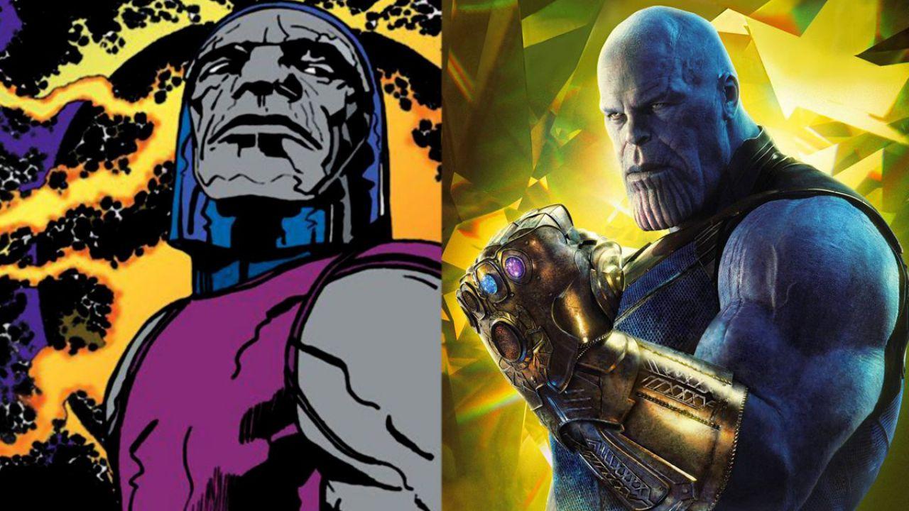 New Gods: per la legge del cinema Darkseid rischia di essere una brutta copia di Thanos