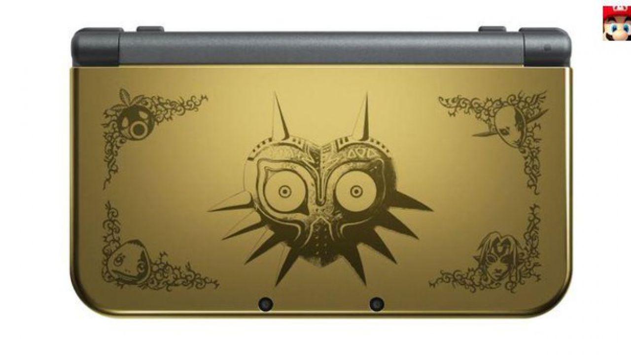 New Nintendo 3DS provato al Tokyo Game Show
