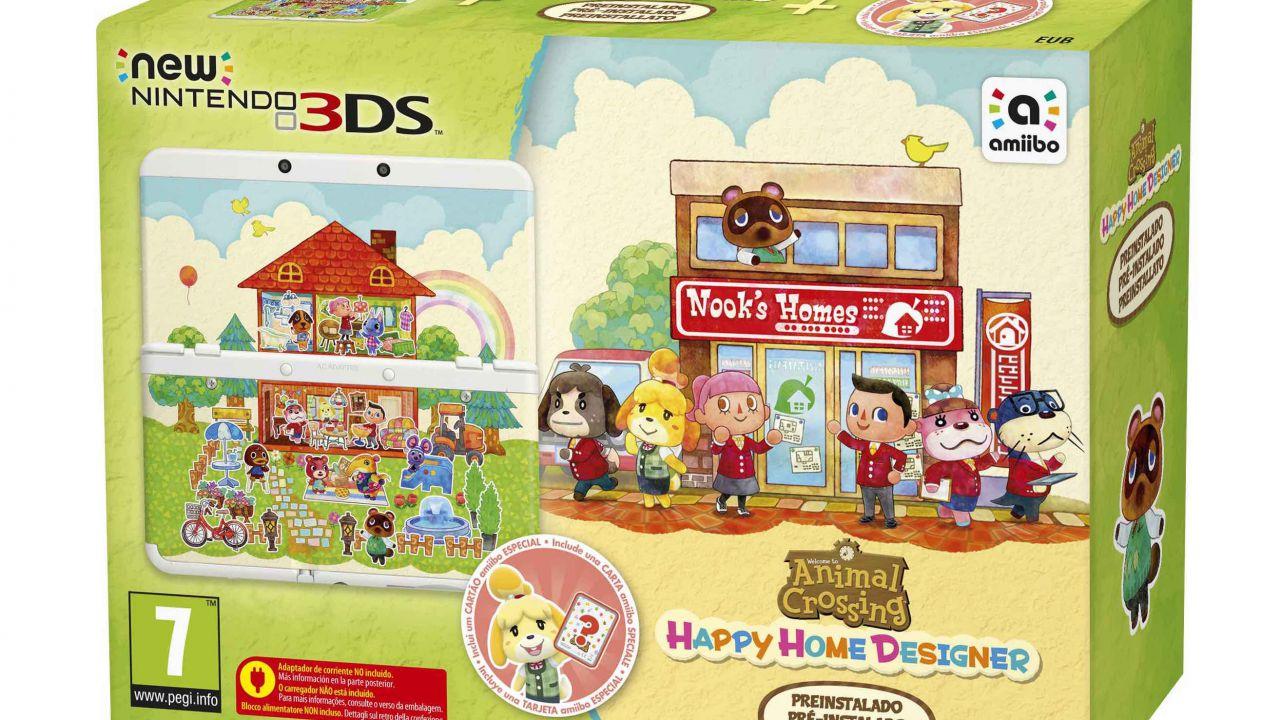 New Nintendo 3DS XL Animal Crossing: unboxing della console in edizione speciale limitata