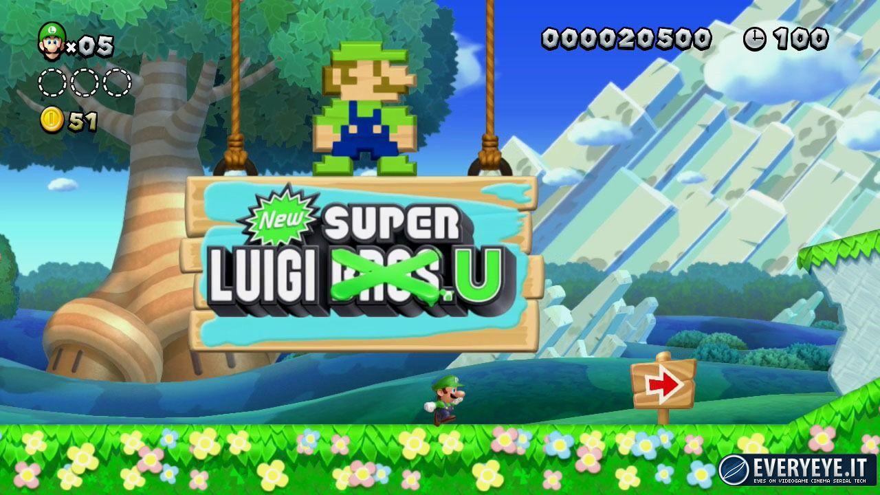 New Super Luigi U disponibile da oggi in USA ed Europa