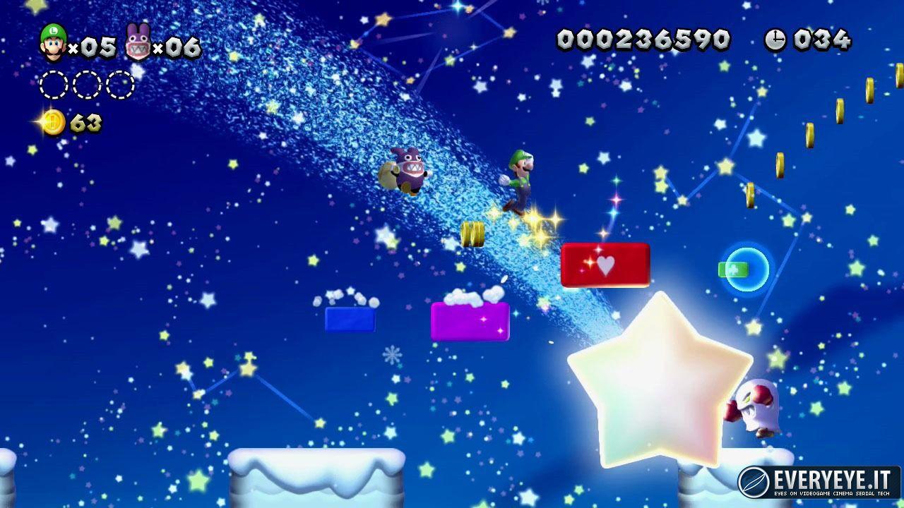 New Super Luigi U: nuovi screenshot