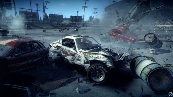 Next Car Game cambia nome in Wreckfest