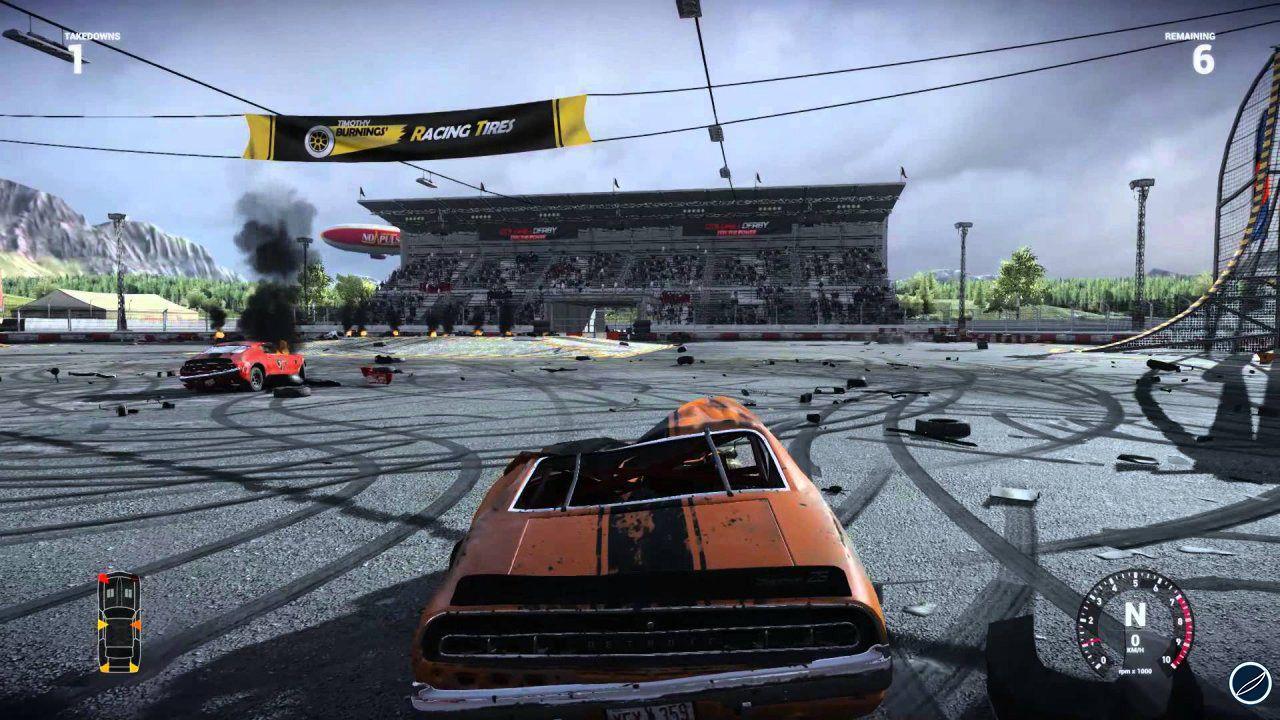 Next Car Game: disponibile un massiccio aggiornamento