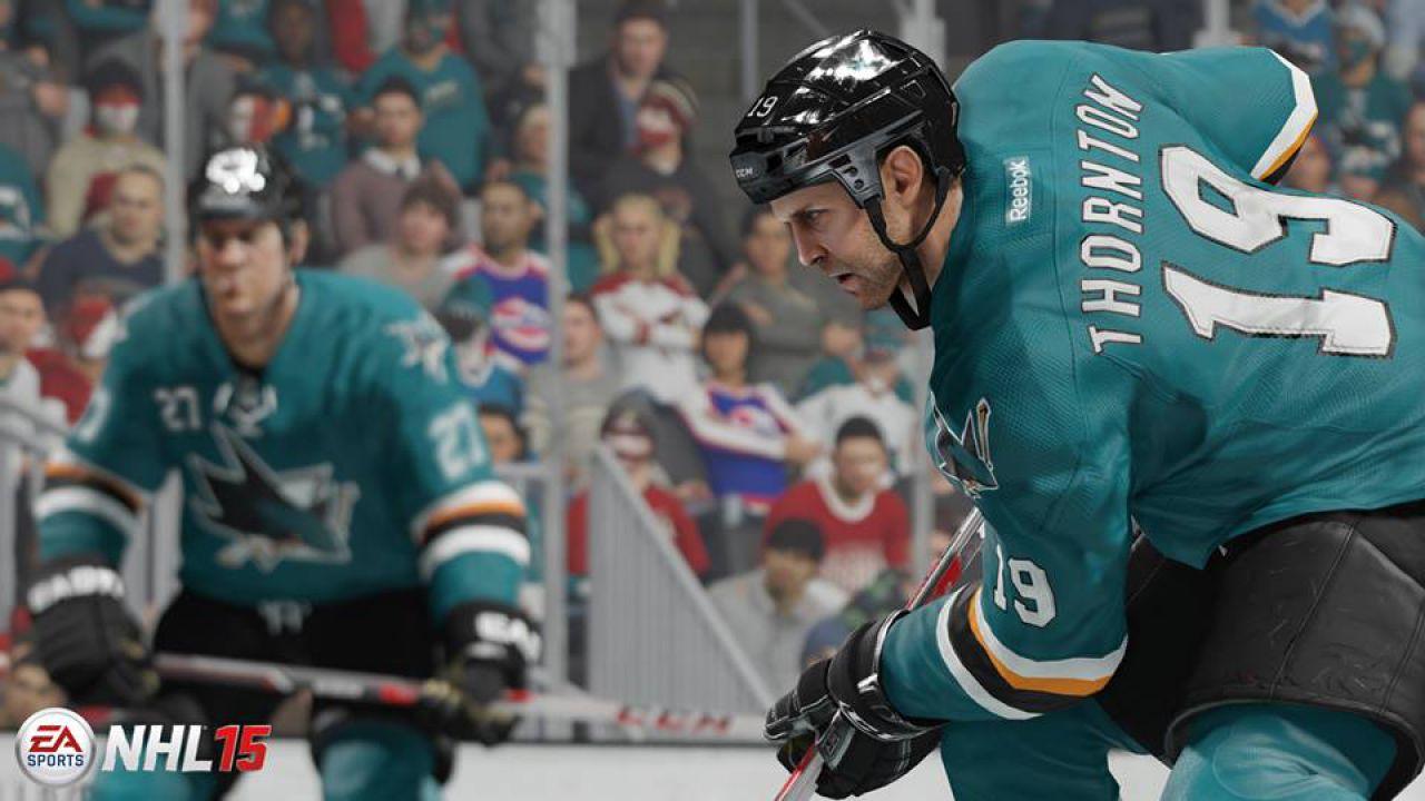 NHL 15: demo disponibile per Xbox One, domani su PlayStation 4