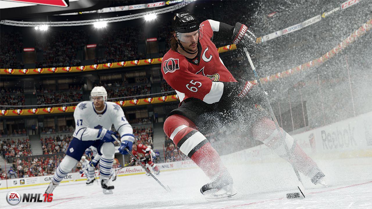 NHL 16 disponibile in prova per gli abbonati EA Access