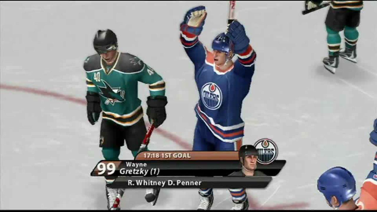 NHL Slapshot annunciato ufficialmente